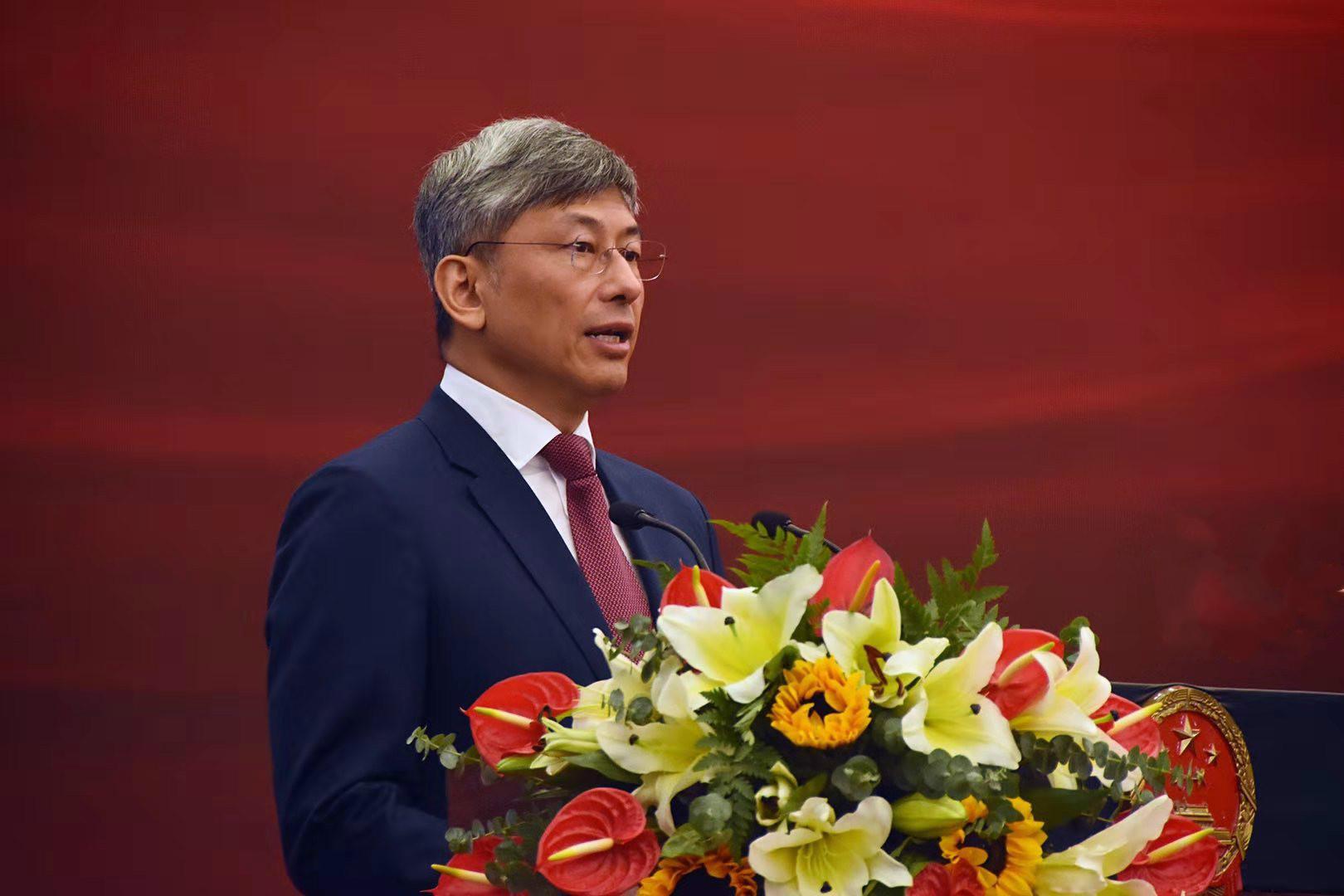 中国驻缅甸大使:习主席访缅将极大推动中缅关系提质升级