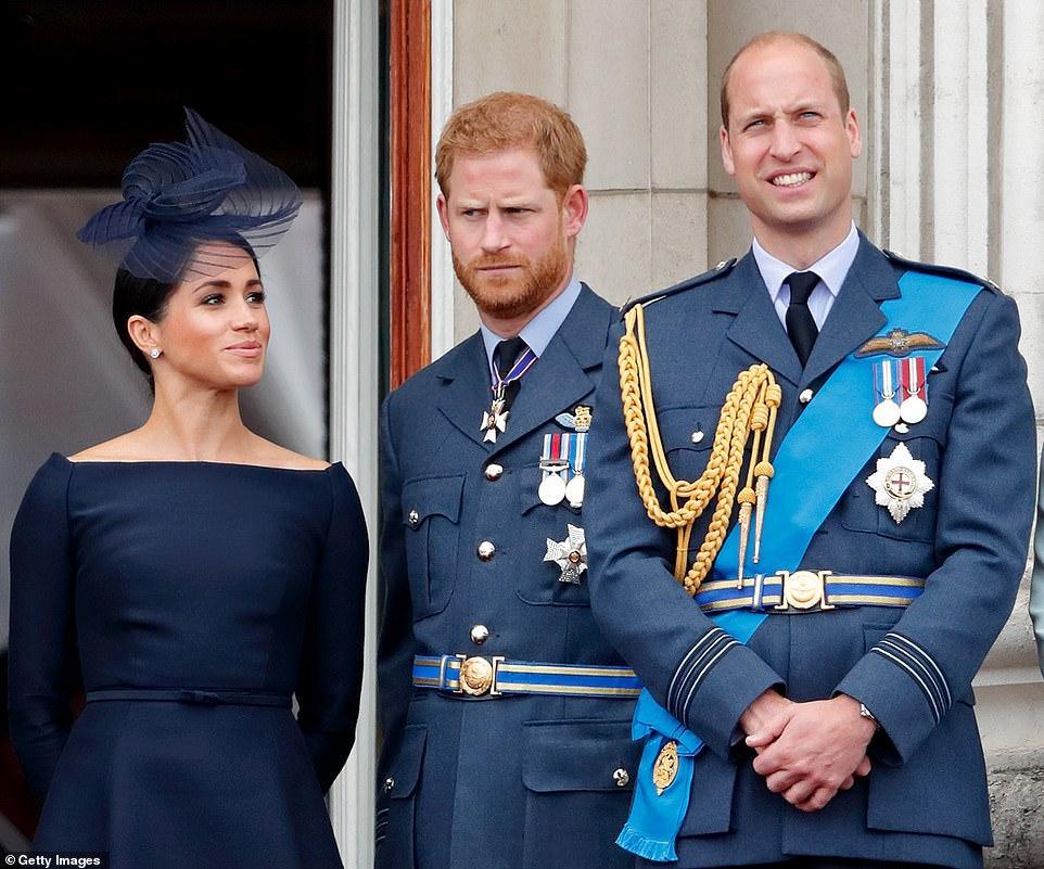 英媒:梅根难忍威廉王子