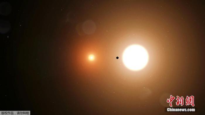 别人家的实习!美高中生NASA实习第三天发现新行星(图)