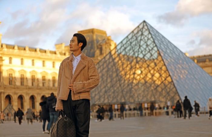 陈照: 初冬巴黎的艺术随想 —— 对话巴黎国际艺术沙龙奖青年艺术家陈照