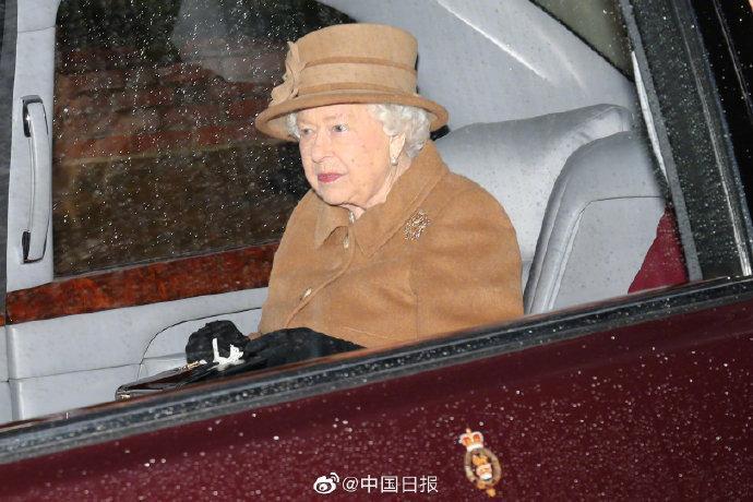 英女王:英王室尊重和理解哈里夫妇独立生活的意愿