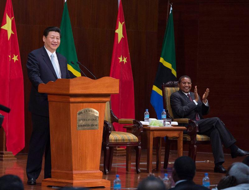 习主席历年首访 都去了哪些国家?