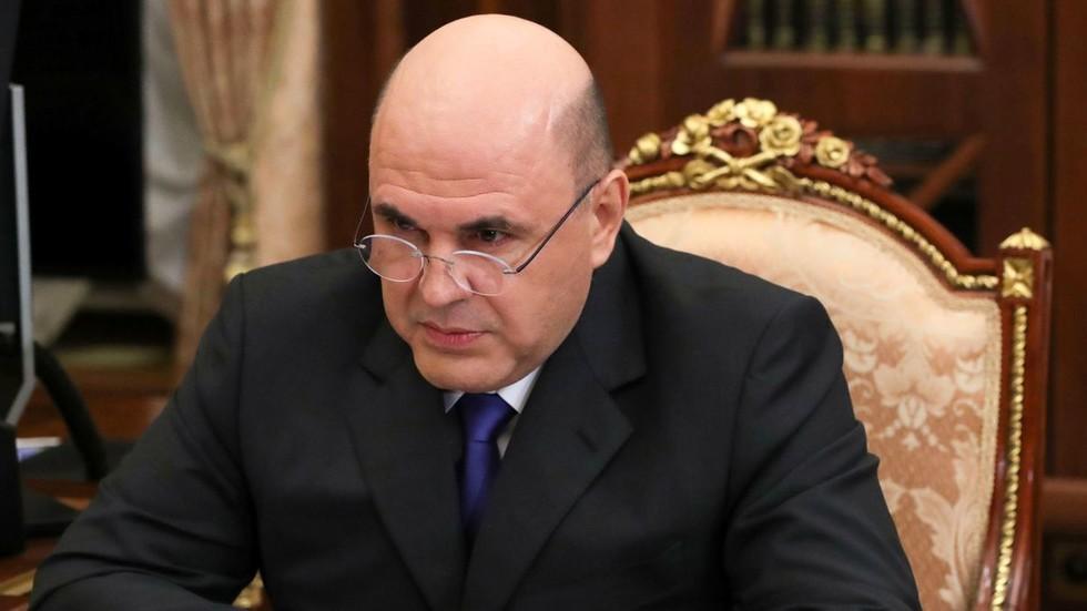 俄总理人选米舒斯金:曾创建数字化税收系统 誓言打击腐败