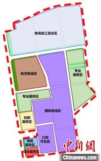 陕西唯一一家临空型综合保税区正式获批设立