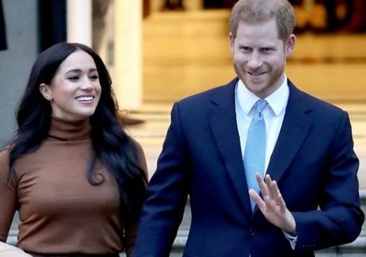 白金汉宫:哈里梅根将放弃王室头衔 不再接受公款资助