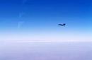 缅战机为习近平专机护航