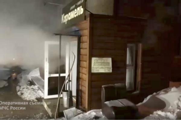俄罗斯一旅馆热水管爆炸 致5人死亡3人严重烧伤