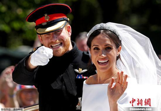 """英国王室""""彻底切割""""后首发声 哈里:极度难过"""