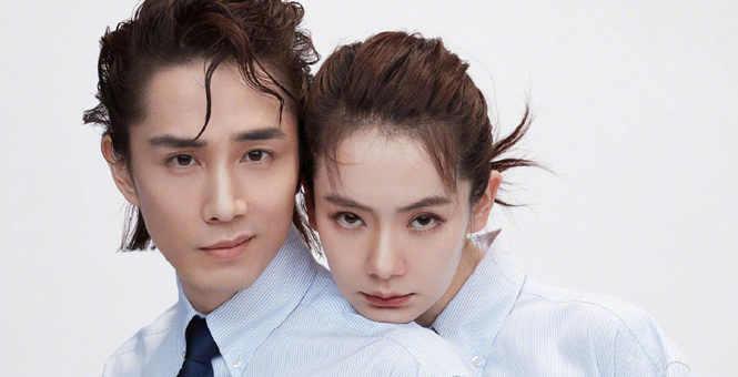 李承铉夫妇合体登封面 戚薇甜蜜依偎老公肩膀