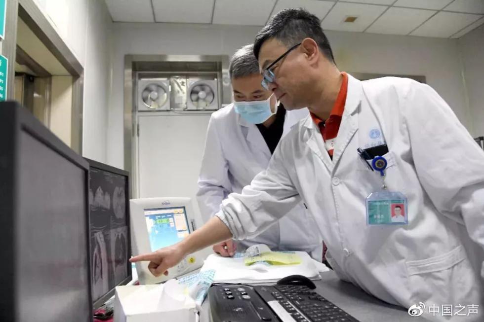 被感染医生张劲农:是医生也是患者,生病经历成为临床经验