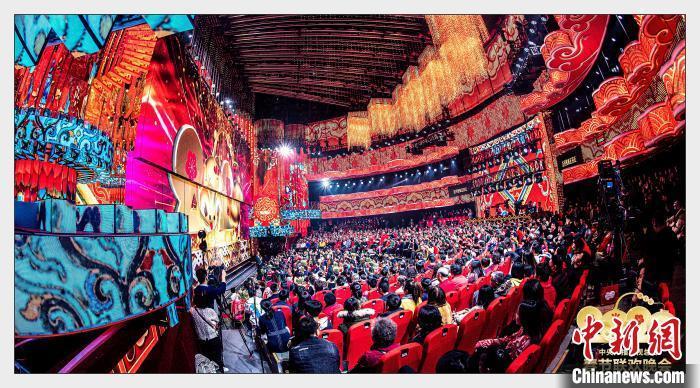 2020年春晚观众规模达12.32亿