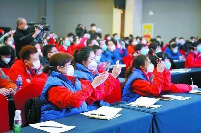 """北京支援武汉医疗队完成培训 已""""出征""""武汉协和医院"""