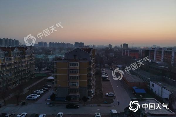 大年初六北京晴天上线最高温6℃ 周末起再迎冷空气