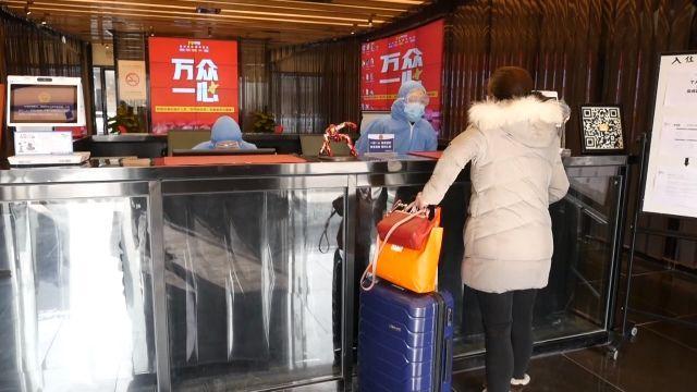 保障医护人员休息 武汉上百家酒店免费住宿