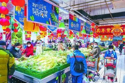 北方大城市将及时投放储备蔬菜 确保粮油供应不脱销不断档