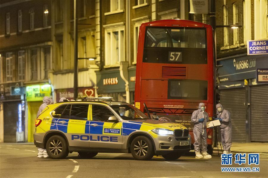一名男子因涉恐被伦敦警方击毙