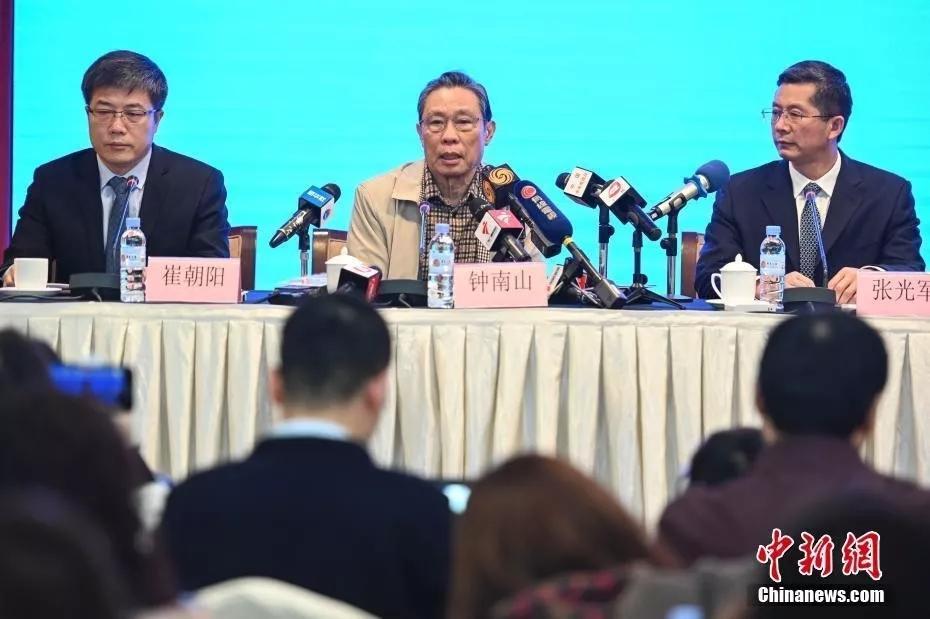 钟南山最新发声:有关疫情的10个判断
