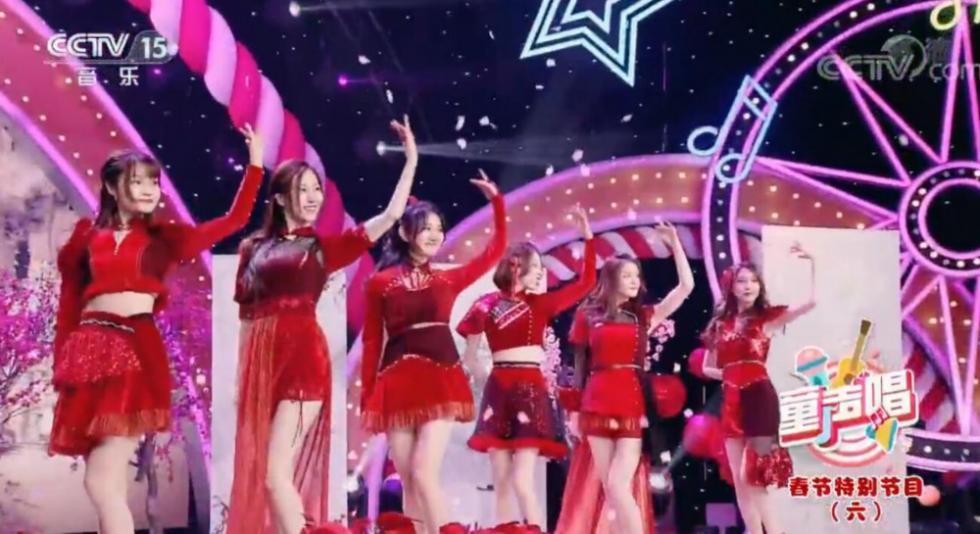SING女团《国潮时代》《花枪》登陆央视音乐频道