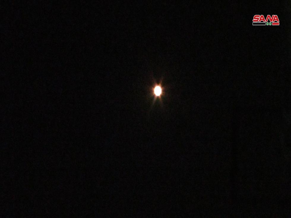 叙防空系统拦截多枚以色列导弹