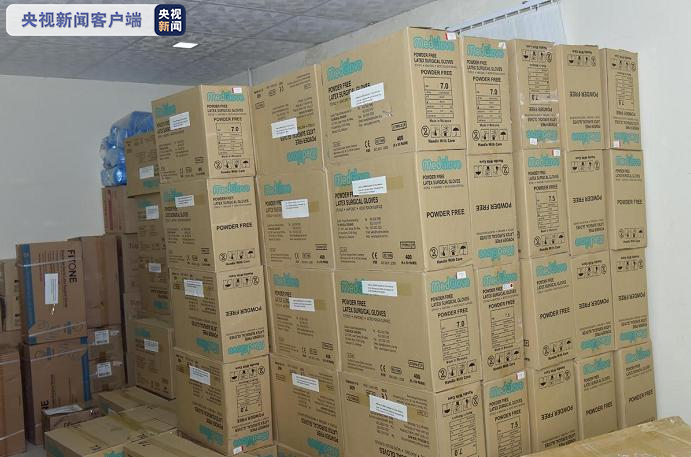 阿塞拜疆向四川绵阳提供医用防护帽、外科口罩等防疫物资援助