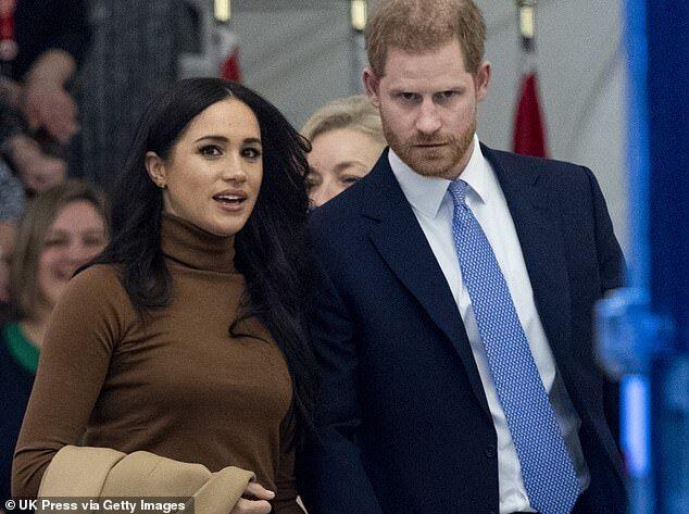哈里梅根退出王室公职后首度参加公开活动,首笔进账最高可达100万美金