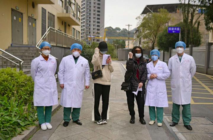 今天浙江温州又有21例治愈出院 累计治愈99例