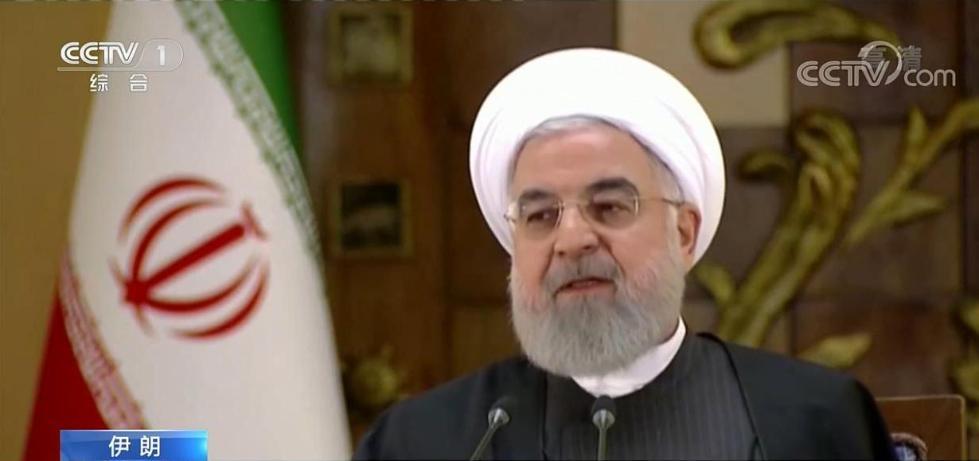 鲁哈尼:美国对伊朗的制裁是恐怖主义