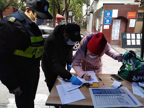 门禁刷脸、哲学三问、上线小程序……上海式战疫实招迭出