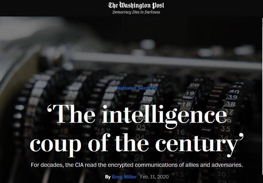 """外媒曝光美德秘密行动:多国通讯加密装置,可能一直被设""""后门""""!"""