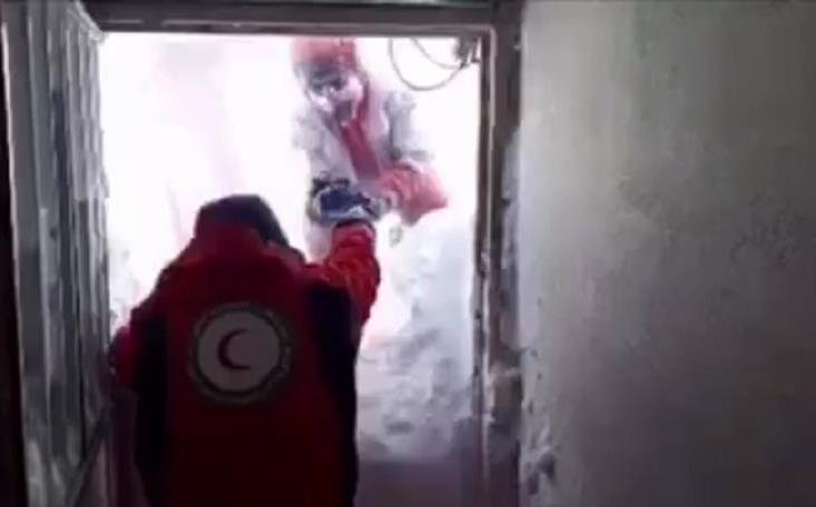 伊朗北部遭严重雪灾 雪崩已致多人死亡