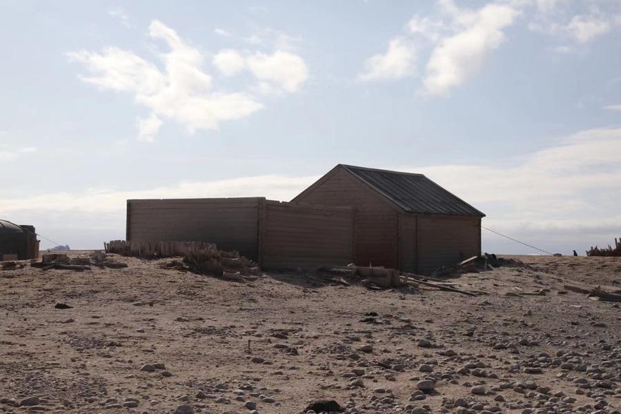 南极三栋百年老房子要修复,中国考察队在协助