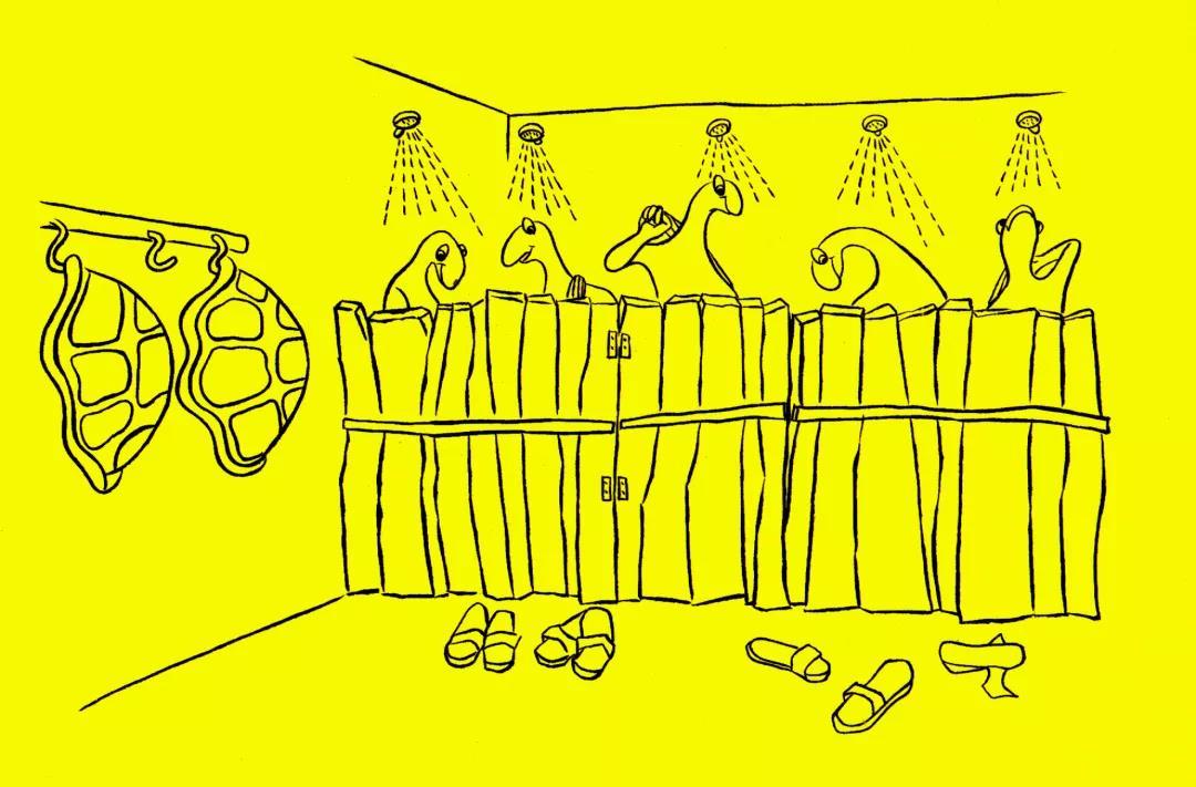 丰子恺漫画欣赏_突破思维疆界,方能妙笔生花 —— 漫画名家杨向宇作品欣赏 ...