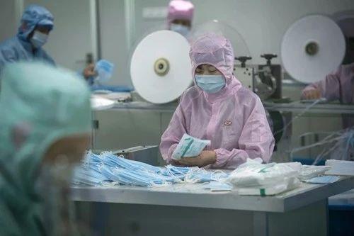 生产一个口罩仅需0.5秒,为何口罩还不够用?