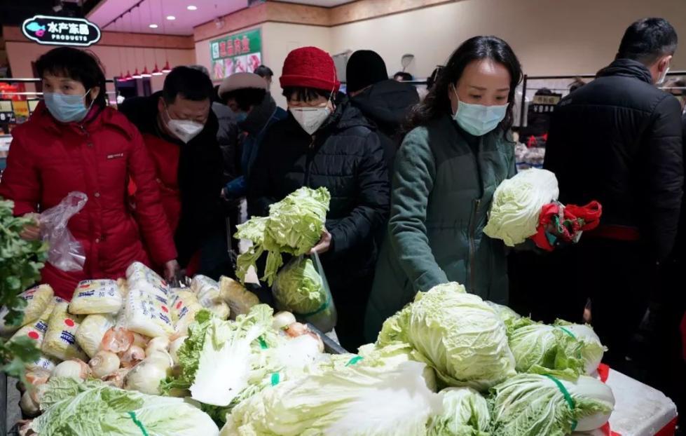 陕西省加强新冠肺炎流行期间商场和超市卫生防护