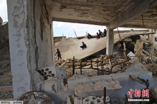 叙伊德利卜形势紧张 土耳其:已向俄罗斯表明决心