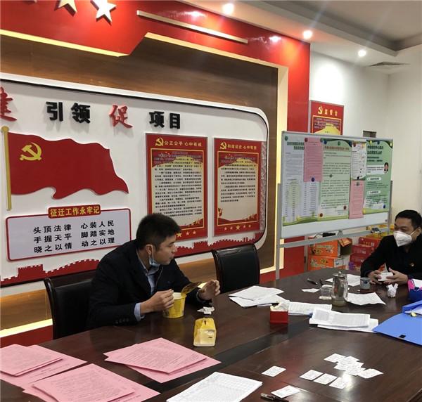 漳州台商区:疫情面前,挂职干部也是先锋队
