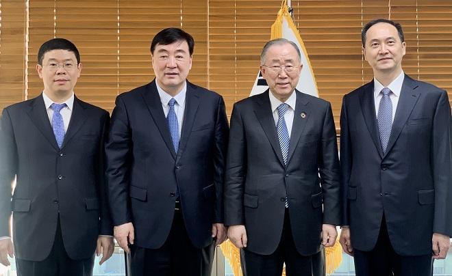 潘基文:中方为维护全球卫生安全作出巨大努力