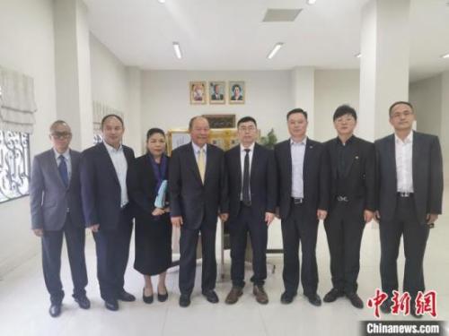 柬埔寨卫生部:感谢柬中国商会在防控疫情的合作