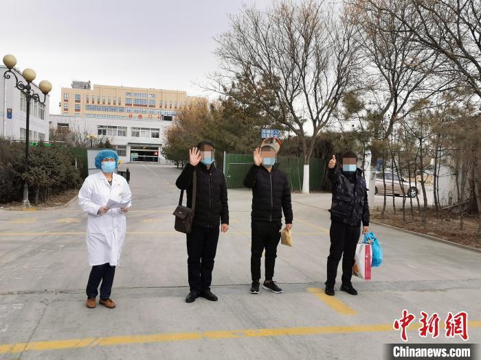 宁夏又有4名新冠肺炎确诊患者治愈出院 累计治愈65人