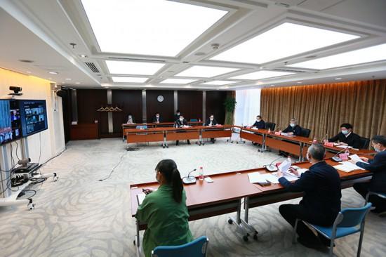 全国工商联召开2020年度直属商会与非公党建工作委员会工作会议