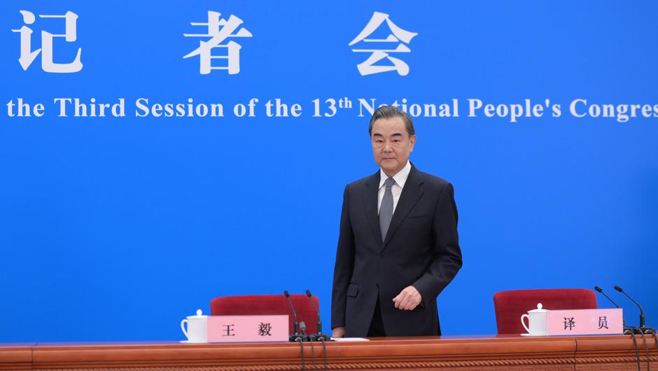 中俄将联手挑战美领先地位?王毅回应