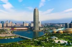 河南自贸区郑州片区