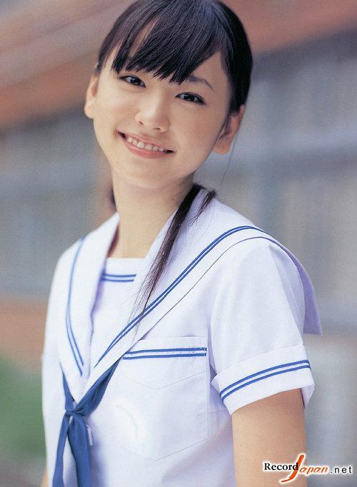 笑容最让男性心动的日本女星(组图)_财经_环球网