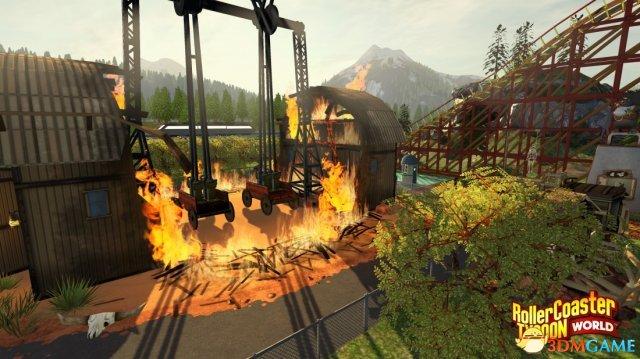 经营游戏《过山车大亨:世界》定于12月份发售
