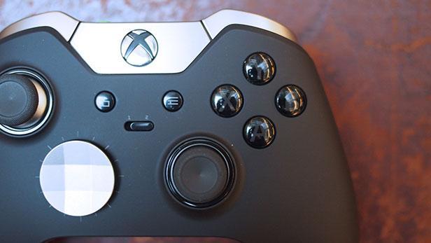 Xbox One精英无线手柄体验:骨灰玩家的利器