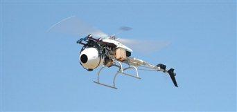 AF25B无人机直升机