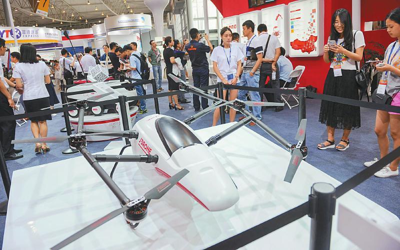 陕西划设无人机驾驶航空器可飞区域 个人合法飞行无需申报