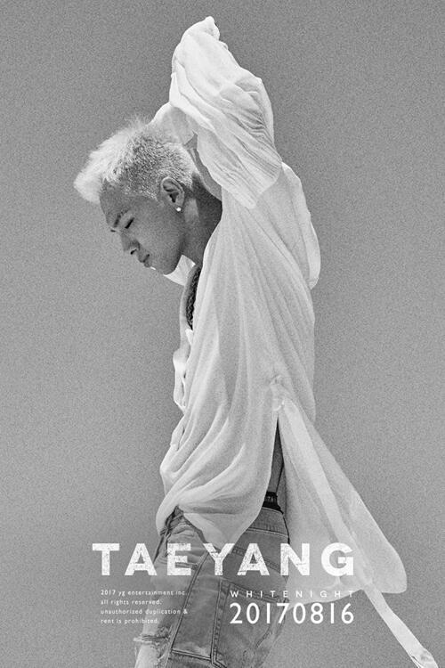 BIGBANG太阳发新辑《WHITE NIGHT》并公开自己的单身生活