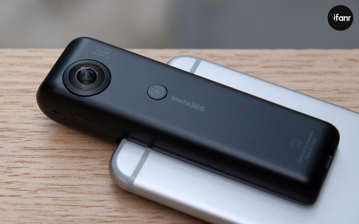 Insta360 Nano S 全景相机体验:升级后会更好用吗?