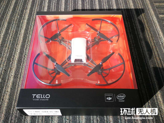 萌妹子们体验699元的tello无人机 用来自拍可行吗?